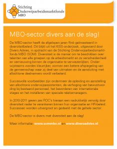 Bijlage Het Financieele Dagblad, september 2010