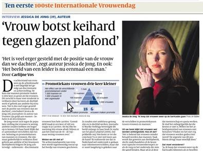 de Volkskrant, 8 maart 2011